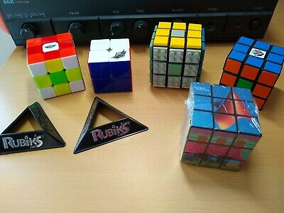 Rubik's Cube Collection • 10.50£