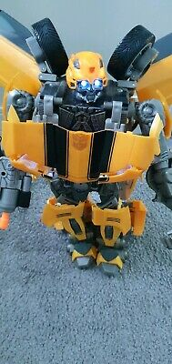 Large Transformers Bumblebee Figure. Complete WITHOUT Box.  • 14£