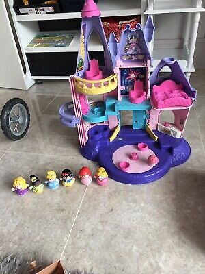 Fisher Price Little People Disney Princess Castle • 9.99£