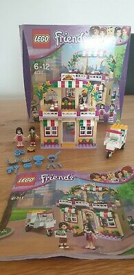 Lego Friends 41311 Heartlake Pizzeria With Instructions And Box • 14.99£