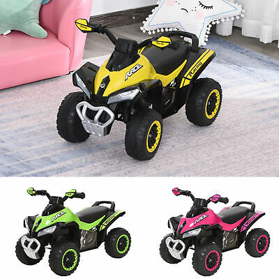 Kids Ride On Toy 4 Wheel Quad Foot-to-Floor Sliding Walking Car For 18-36 Months • 34.99£