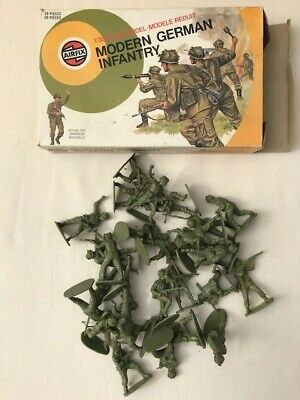 BOXED MODERN GERMAN INFANTRY AIRFIX As Seen In Photo • 6.50£