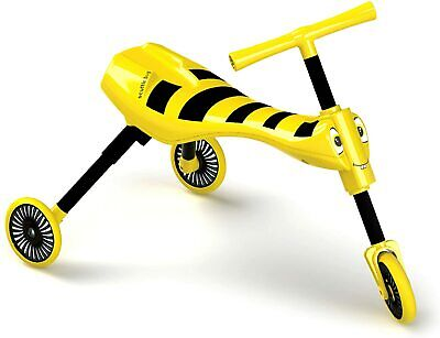Scuttlebug Bumblebee Yellow And Black - (outer Box Has Wear/tear See Pic • 20£