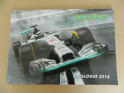 Scalextric 2015 Catalogue  • 3.99£