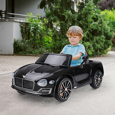 Licensed Bentley Kid Electric Ride-on Car Twin Motors Parental Remote Control • 139.99£