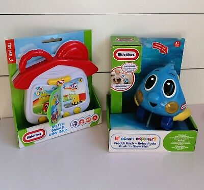 Little Tikes Brand New Baby Toy Bundle • 20£