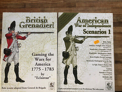 British Grenadier War Games Rules By Eclaireur • 2£