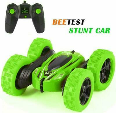 Kids Stunt Car 360° Model 2.4G RC 4WD High Speed Remote Control Off Road Toy UK • 13.01£