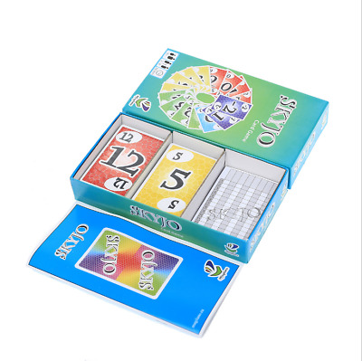 SKYJO, By Magilano - The Entertaining Card Game For Kids And Adults NEW • 12.68£