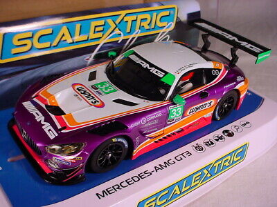 Scalextric Mercedes AMG GT3 Wynns 'Club Special' One Of Only 300 Cars C4205 MB • 66.95£