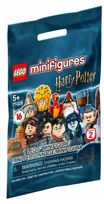 Lego Harry Potter Minifigure Series 2 - 71028 - CHOOSE MINIFIGURE - NEW • 5.25£