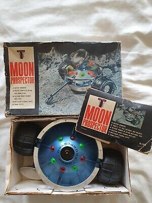 Moon Prospector Space Toy • 50£