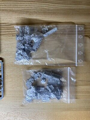 Battlefleet Gothic : Space Marine Strike Craft Cruiser X2 • 80£