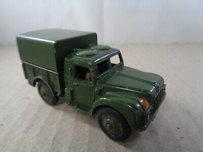 Dinky Toys No.641 HUMBER 1 Ton  Truck , Military Vintage Diecast • 8.99£