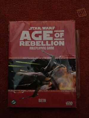Star Wars Age Of Rebellion Role Playing Game • 15£