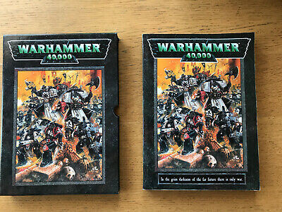 Warhammer 40k Rulebook 3rd Edition - Very Good Condition • 3£