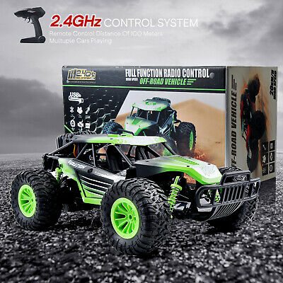 1:14 RC Cars 2.4G Racing Remote Control Truck Vehicle RTR Off Road Buggy Car UK • 23.99£