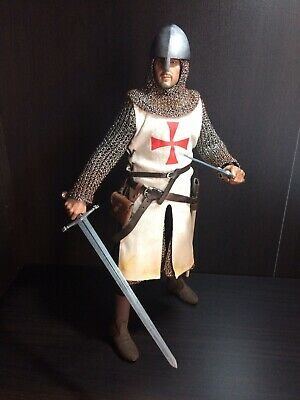 1/6th Custom Templar Crusader Knight • 100£