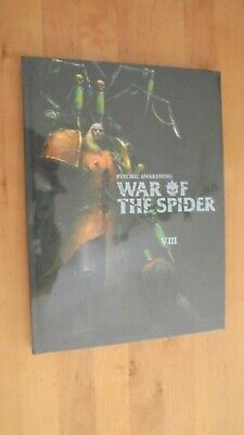 Warhammer 40,000 Psychic Awakening  War Of The Spider  VIII Special Edition Book • 16£