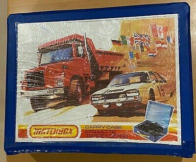 Matchbox Lesney Superfast - 48 Car Collectors Carry Case • 24.99£