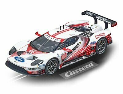 27619 Carrera Evolution Ford GT Race Car - No.66 - New & Boxed • 41.99£