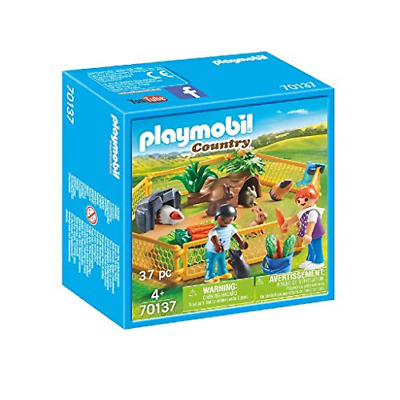 Playmobil 70137 Country Farm Small Animal Enclosure • 12.69£