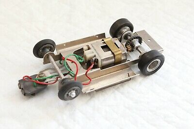 COX IsoFulcrum Vintage 60s Chassis With Motor • 27£