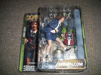 Ac Dc Hells Angus Young Hells Bells Figure. Still Sealed • 99.99£