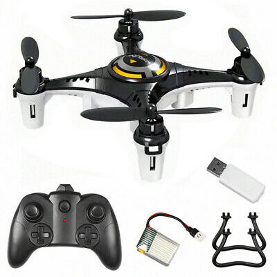 Anti-fall Drone Aircraft Quadcopter Remote Control Helicopter Kids Toys Gifts UK • 16.13£