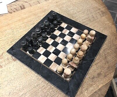 Marble Chess Set  • 29.99£