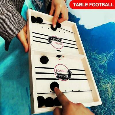 Sling Puck Game Paced SlingPuck Winner Board Family Games Toys Game HE • 5.99£