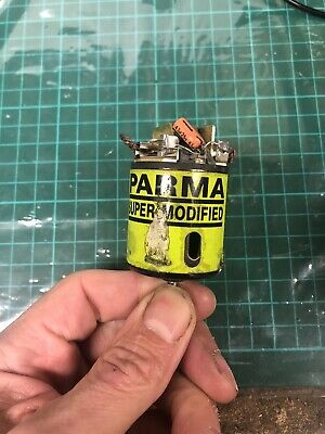 Parma Super Modified Cyclone Vintage Brushed Motor. • 10£
