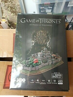 Game Of Thrones 3D Jigsaw Model Puzzles • 25£
