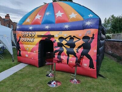 Inflatable Disco Dome (NOT A BOUNCY CASTLE) • 895£