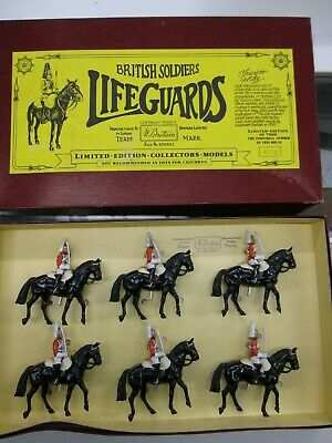 Britain's MILITARY TOY FIGURES THE LIFE GUARDS OF THE HOUSE HOLD CAVALRY 5184 • 20.99£