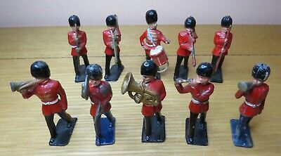 Vintage Britains & Others Lead Marching Band • 20£