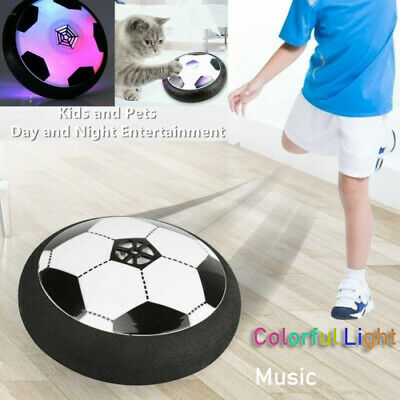 Toys For Boys Girls Soccer Hover Music Ball 3 - 9+ Year Old Age Kids Toy Gift UK • 6.59£