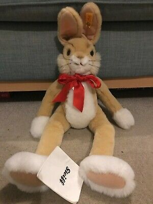 Stieff Lulac Rabbit With Tag And Label. Excellent Condition • 35£