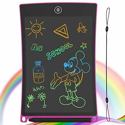 GUYUCOM LCD Writing Tablet, 8.5 Inch Drawing Board Erasable Doodle Board With • 13.73£
