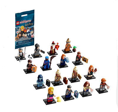 Brand New Lego Harry Potter Series 2, Lego 71028 ----> Choose Your Minifigure • 59.95£