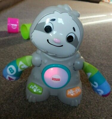 Fisher Price Smooth Moves Sloth • 5.50£