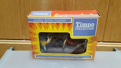 Timpo Toys Last Series(4th) Boxed Set..Cowboys,Cowboys On Log...Mint In Box...  • 4.20£