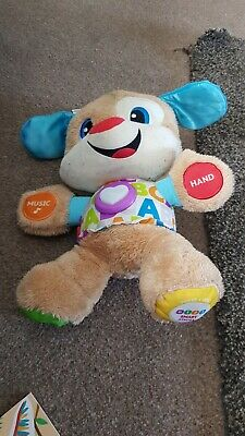 Fisher-Price FPM43 Laugh & Learn Smart Stages Puppy Educational Toy • 1.20£