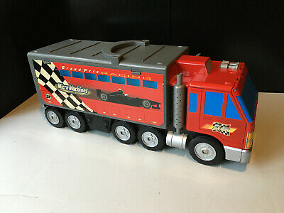 MICRO MACHINES Grand Prix Race Track Truck Playset Vintage  • 4.49£