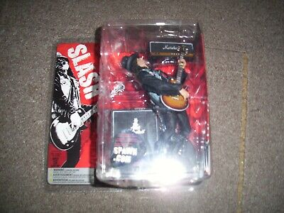 Guns N Roses Slash Figure. Still Sealed • 119.99£