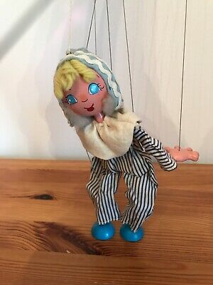 Pelham Puppet Andy Pandy Early 1970s Good Condition • 15£