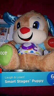 Fisher Price Smart Stages Puppy • 8£