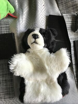 Hamleys Dog Hand Puppet • 7.95£