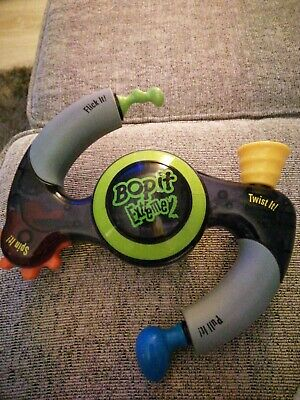 Hasbro Bop It Extreme 2 Electronic Handheld Game - Tested & Working  • 8.50£