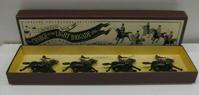 Britains Special Collectors Edition No. 3110 The 11th Hussars, Mint Condition • 21£